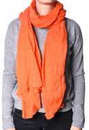 Women Scarf Pieces Jaqeline Long Scarf Orange