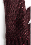 Manusi Dama Vero Moda Melissa Mittens Winetasting
