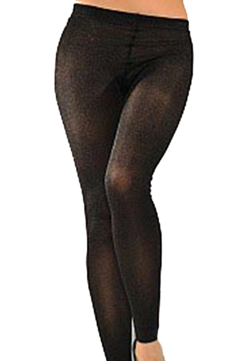 Colanti Dama Pieces New Nikoline Leggings Negru