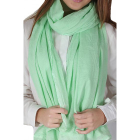 Women Scarf Pieces Lumma Scarf Green