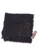 Fular Dama Pieces Mia Long Scarf Negru