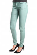 Women Jeans Noisy May Nmeve Lw Super Slim Jeans Gu207 Oil Blue