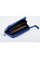 Women Wallet Charmant Q-987 Blue