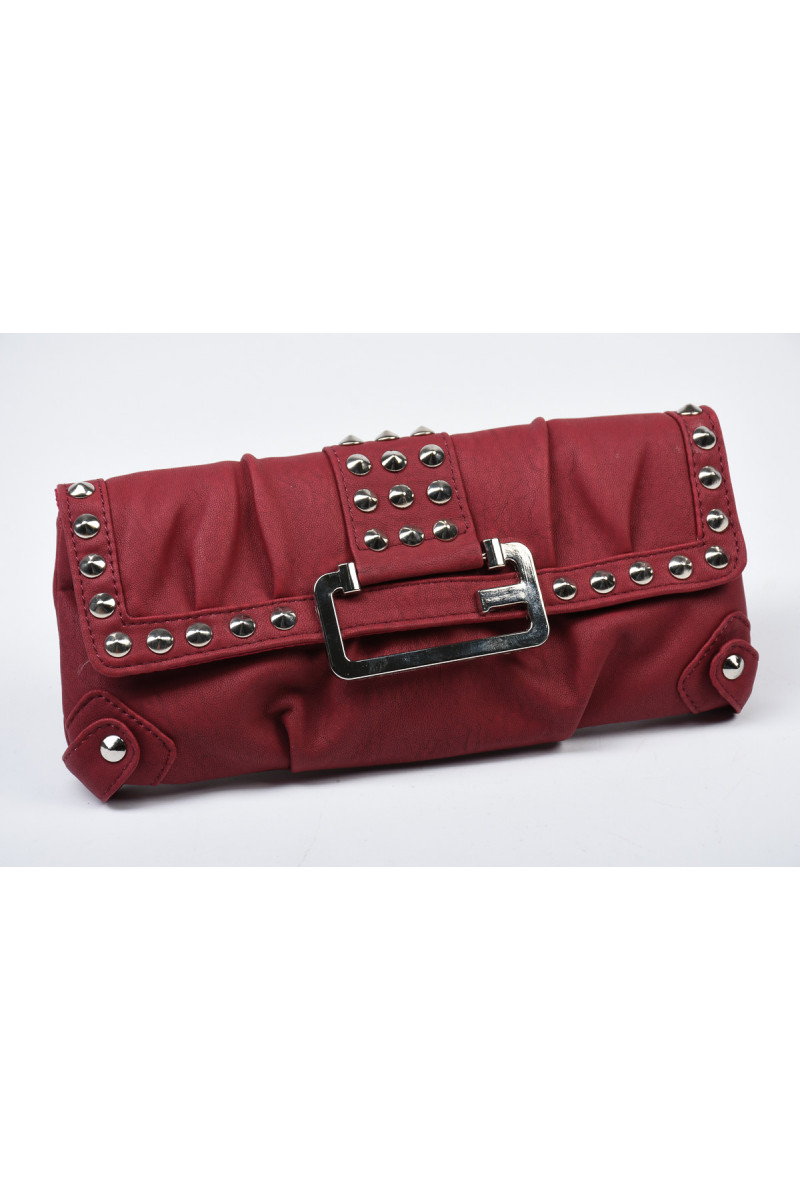 Women Purse Charmant 17-8406 Red