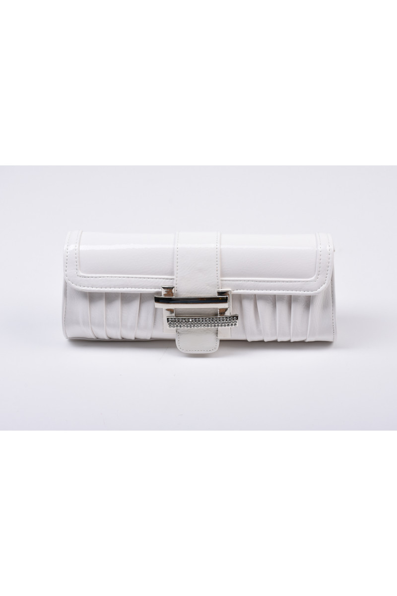 Women Purse Charmant 17-8837 White