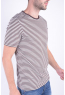 Tricou Barbati Jack&Jones Joravenue Tee Ss Crew Neck Coffe Bean