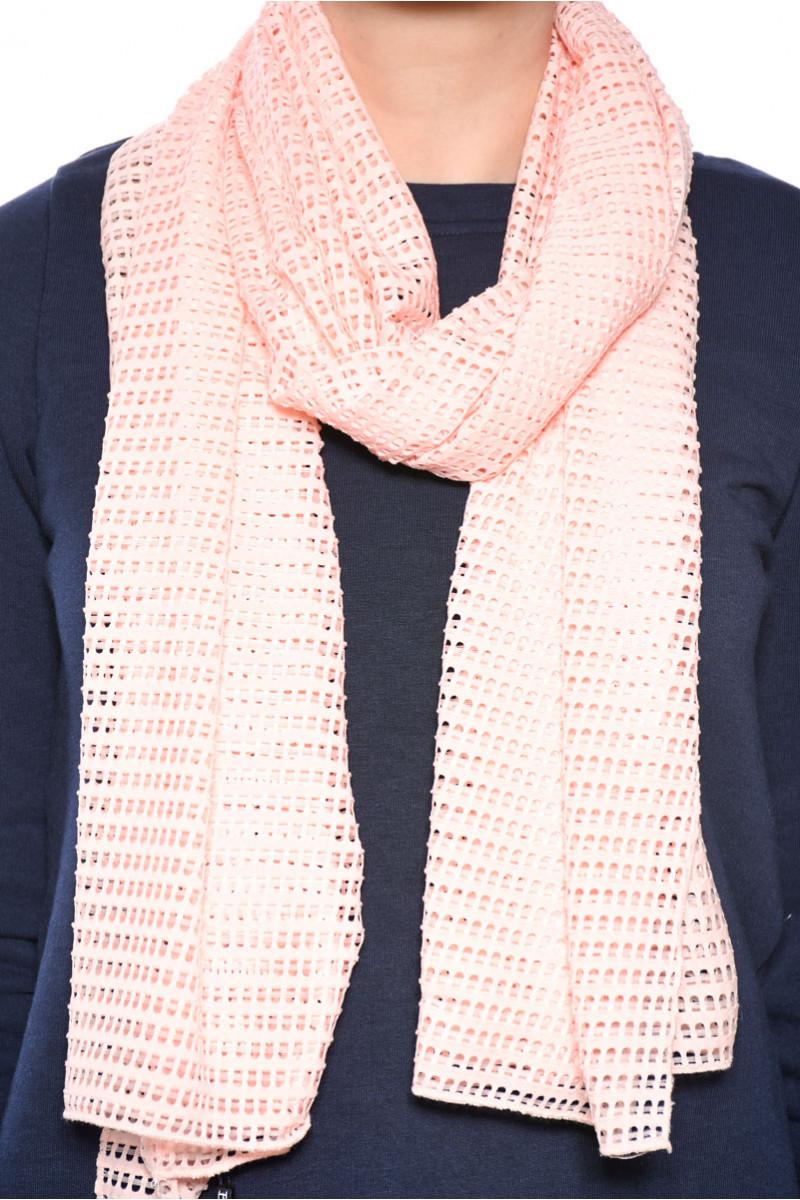 Women Scarves Brandtex 4324 Peach