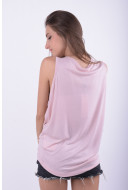Women Tops Vero Moda Sanders Loose Rose Smoke