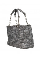 Poseta Dama Pieces Pcopel Shopper Light Grey Melange
