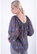 Bluza Dama Saint Tropez H1040 Saint Tropez Grey / Blue Flower