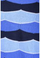 Women Sweater Signature 6023 Palace Blue