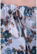 Bluza Dama Saint Tropez H1040 Saint Tropez Blue / Green Flower