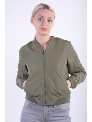 Geaca Dama Vero Moda Vmdicte Spring Short Jacket Ivi Green