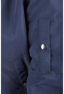 Geaca Dama Vero Moda Vmdicte Spring Short Jacket Noos Ombre Blue
