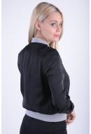 Geaca Dama Vero Moda Vmnicole Short Jacket Noos Negru