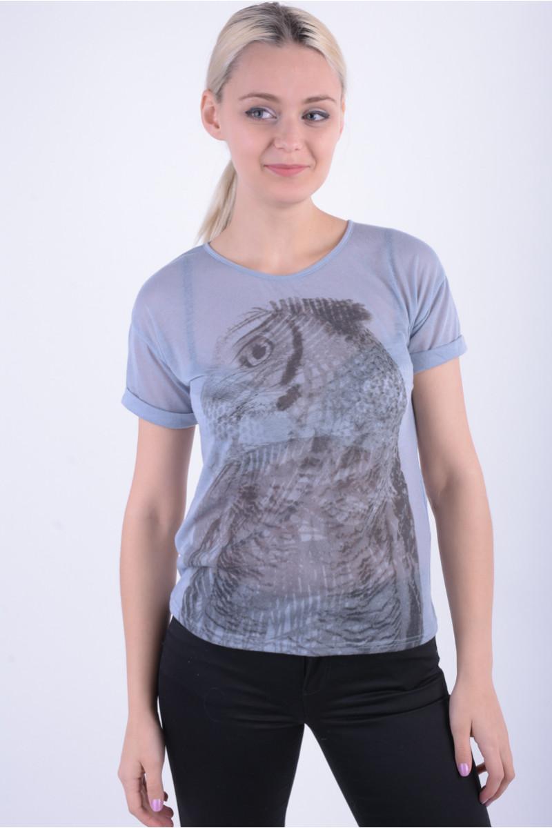 Tricou Dama Vila Vieagles T-shirt Eventide