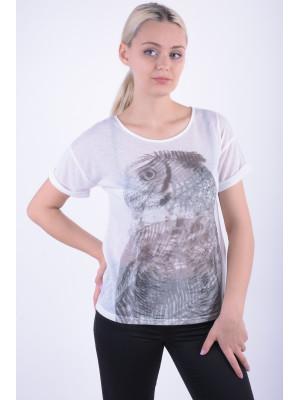 Tricou Dama Vila Vieagles T-shirt Snow White