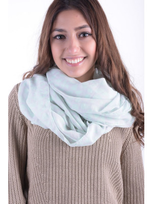 Esarfa Dama Pieces Junit Shop Tube Scarf Turcoaz
