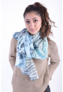 Women Scarf Pieces Ps Kulvo Long Scarf Dark Green
