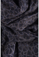 Women Scarves Vero Moda Vmweb Long Scarf Black