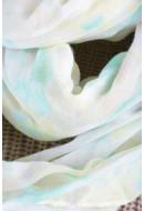 Esarfa Dama Vero Moda Wp Blossom Tube Scarf Lucite Green
