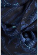 Esarfa Dama Vero Moda Wp Crystal Tube Scarf Majolica Blue