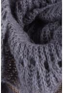 Fular Dama Pieces Mathilde Scarf Granit