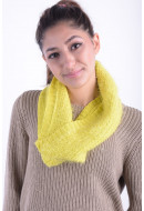 Fular Dama Vero Moda Wp Bat Shift Tube Scarf Green Sheen