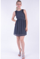 Rochie Dama Vero Moda Vmluna Sl Short Dress Ombre Blue