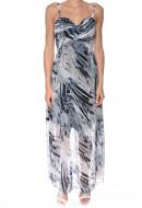 Rochie Dama Fransa Taty 1 Dress Gri