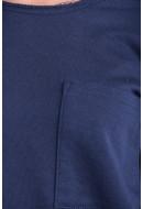 Bluza Dama Noisy May Nmchristian Ls O-neck Sweat Navy Blazer