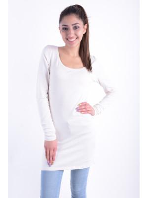Bluza Dama Vila Officiel L / S Long Top Pristine