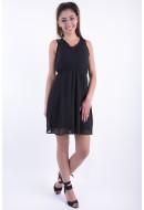 Rochie Dama Vero Moda Vmbianca S/l Mini Dress Negru