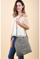 Poseta Dama Pieces Pcgina Bag Khaki
