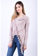 Cardigan Dama Eight2Nine D9402Z90539Aen Dark Rose