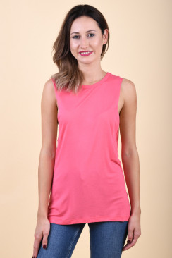 Maieu Dama Only Asta Tank Top Camelia Rose