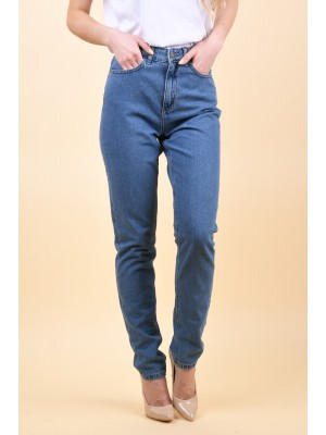 Blugi Dama Noisy May Cara Donna Wh Ank Medium Blue Denim