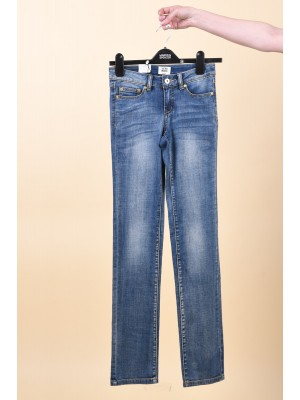 Blugi Dama Vero Moda Rose Lw Blue Denim