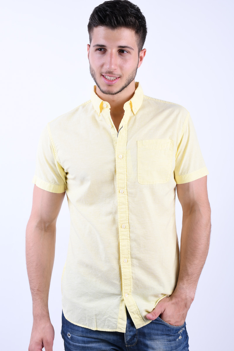 Camasa Barbati Jack&Jones Summer Goldfinch