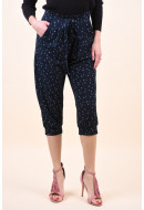 Pantaloni Dama Only Catia Treats Knickers Sky Captain Anchor
