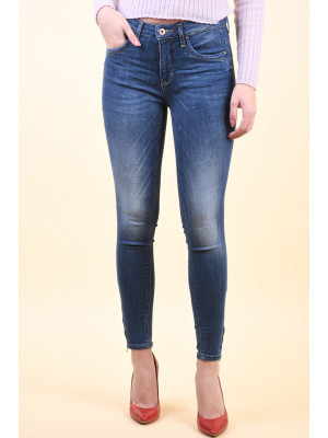 Blugi Dama Only Kendell Reg Cre178067 Medium Blue Denim