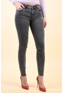 Blugi Dama Vero Moda Lydia Lr Skinny Li203 Medium Grey Denim