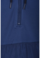 Hanorac Barbati First Frscavan Half Zip Dress Blue