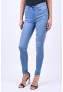 Blugi Dama Object SkynnySophie Obb250 Medium Blue Denim
