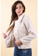 Jacheta Dama Sublevel D46001Y43362A Light Beige