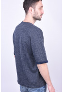 Bluza Barbati Jack&Jones Jorview Fit Ss Total Eclipse