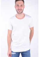 Tricou Barbati Jack&Jones Jorinsta Tee Ss Crew Neck Cloud Dancer