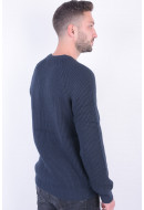 Pulover Barbati Jack&Jones Jordays Knit Crew Neck Total Eclipse
