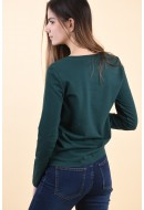 Bluza Dama Only Santamiracle Green Gables