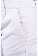 Pantaloni Barbati Selected Tapered-Free Egret